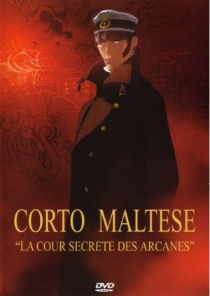 Corto Maltese - La cour secrète des arcanes édition Simple