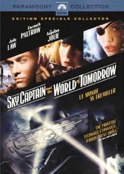 Capitaine Sky et le monde de demain édition Collector