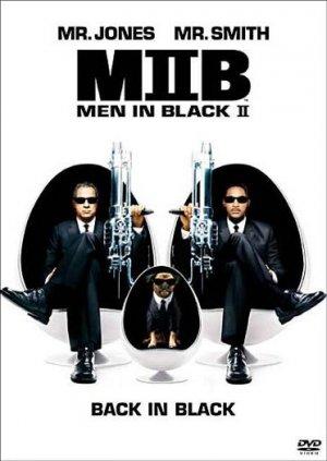 Men in Black II édition Simple