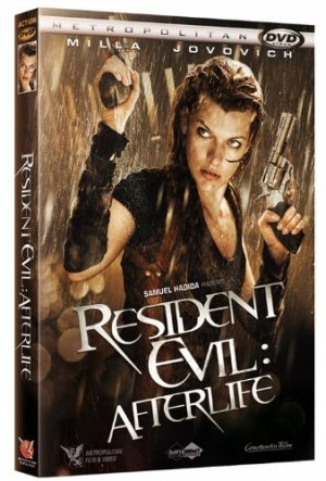 Resident Evil : Afterlife édition Simple