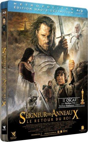 Le Seigneur des anneaux : le retour du roi édition Version Cinéma Steelbook