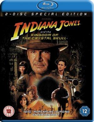 Indiana Jones et le Royaume du Crâne de Cristal édition Special