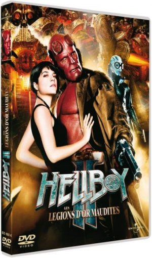 Hellboy II les légions d'or maudites édition Simple