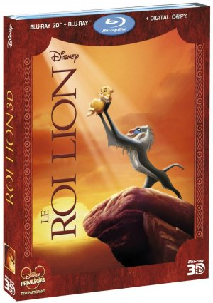 Le roi lion édition Combo