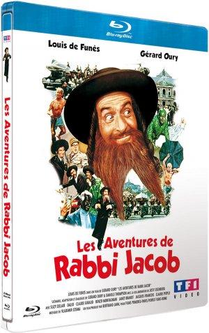 Les Aventures de Rabbi Jacob édition Edition Limité Steelbook