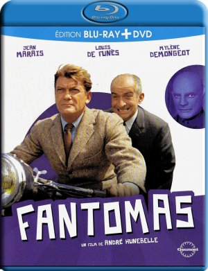 Fantômas édition Combo