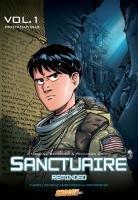 couverture, jaquette Sanctuaire Reminded 1  (les humanoïdes associés) Global manga