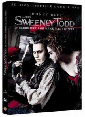 Sweeney Todd : Le Diabolique Barbier de Fleet Street édition Collector