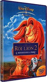 Le Roi Lion 2: l'Honneur de la Tribu édition Simple