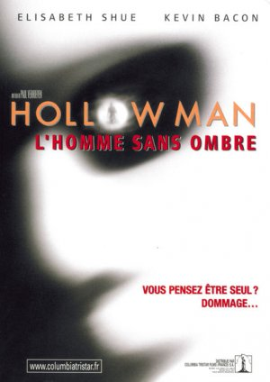 Hollow Man, l'homme sans ombre édition Simple