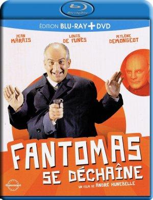Fantômas se Déchaîne édition Combo