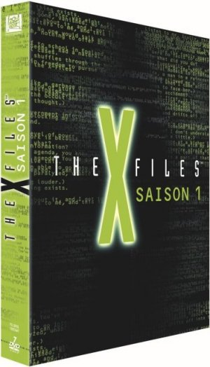 X-Files édition Simple
