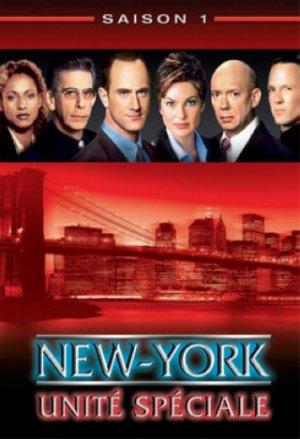 New York, unité spéciale édition Simple