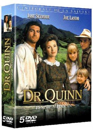 Docteur Quinn femme médecin édition Simple