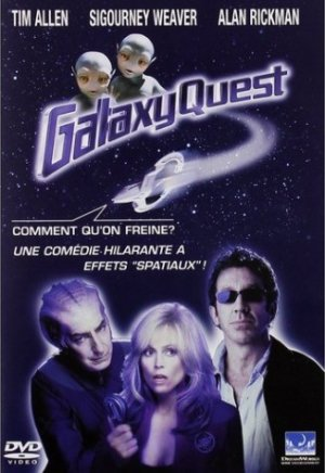 Galaxy Quest édition Simple