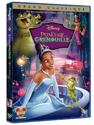 La Princesse et la grenouille édition Simple