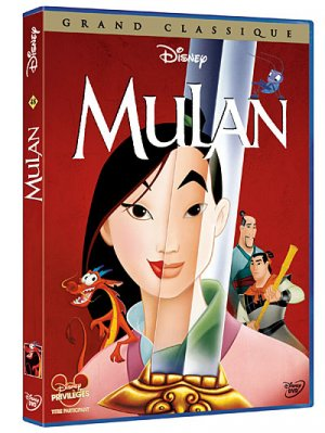 Mulan édition Simple