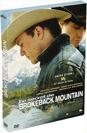 Le Secret de Brokeback Mountain édition Simple