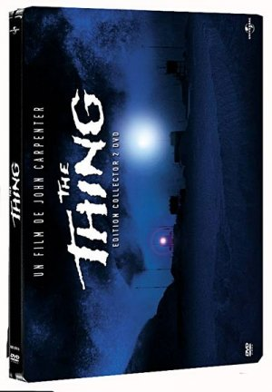 The thing édition Collector