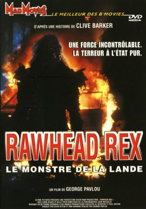 Rawhead rex édition Simple