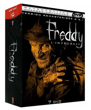 Freddy - Intégrale