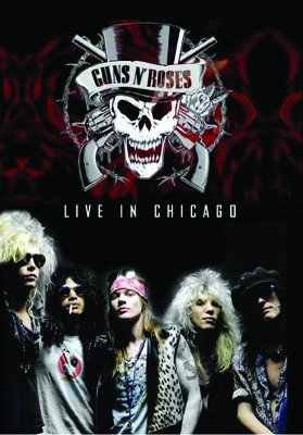 Guns N' Roses - Live in Chicago édition Simple