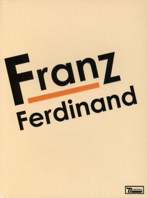 Franz Ferdinand édition Simple