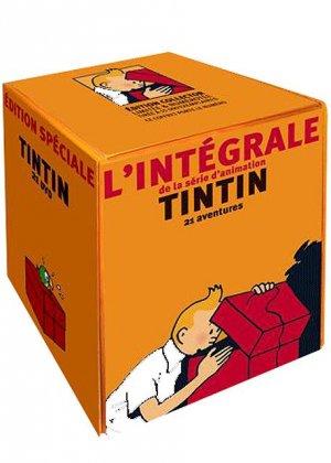 Integrale des aventures de tintin édition Collector