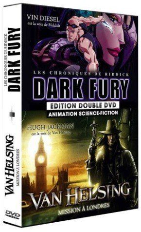 Dark Fury - Van Helsing : Mission à Londres édition Edition Double DVD
