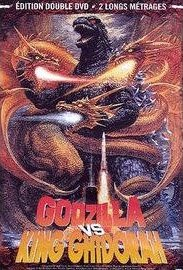 Godzilla vs. king ghidorah édition Simple
