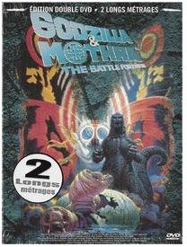 Godzilla and mothra: the battle for earth édition Simple