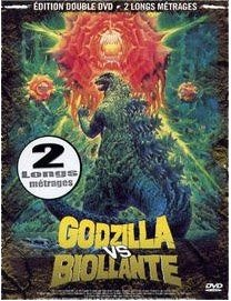 Godzilla vs. biollante édition Simple