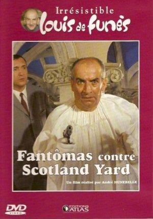 Fantômas contre Scotland Yard édition Simple