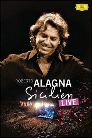 Roberto ALAGNA - Sicilien live édition Simple