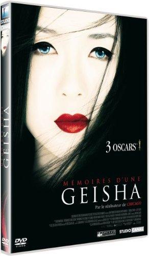 Mémoires d'une geisha édition Simple
