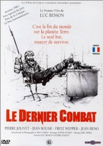 couverture, jaquette Le dernier combat   (Editeur FR inconnu (Ciné))