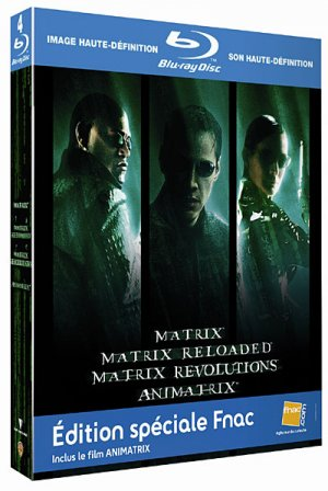 Matrix - Trilogie édition Collector