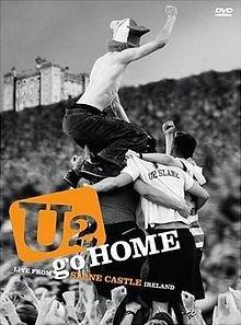 U2 - Go Home édition Simple
