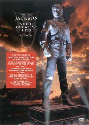 Michael Jackson - Video Greatest Hits édition Simple