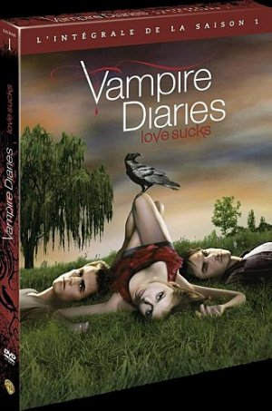 Vampire Diaries édition Simple