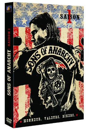 Sons of Anarchy édition Simple
