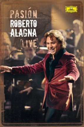 Roberto ALAGNA - Pasion live édition Simple