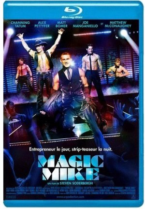Magic Mike édition Simple