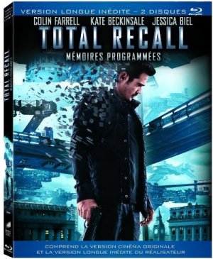 Total Recall mémoires programmées édition Simple