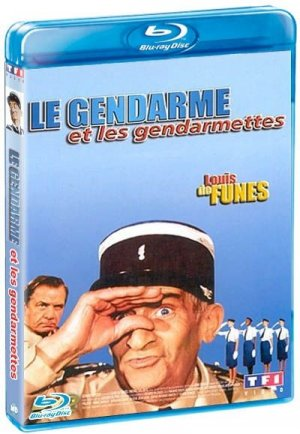 Le Gendarme et les gendarmettes édition Simple