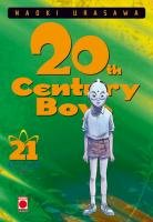 20th Century Boys # 21