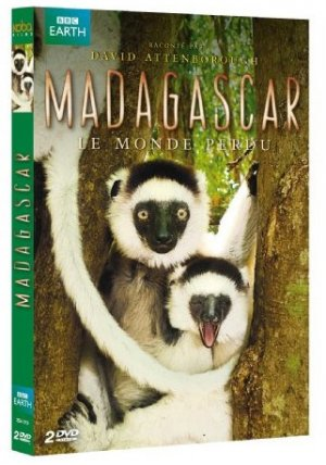 Madagascar, le monde perdu édition Simple