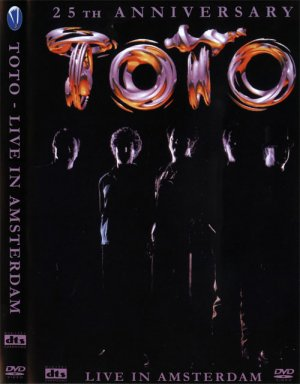 Toto - Live in Amsterdam édition Simple