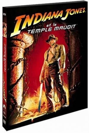 Indiana Jones et le Temple maudit édition Simple
