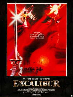 Excalibur édition Simple